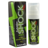 Shock Plus Oleo Eletrizante Sofisticatto Menta 15ml