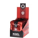 Gel Beijavel Kgel Hot Morango Sache 5ml Unidade