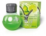 Gel Corporal 40ml Caipirinha Fruit Sexy Intt